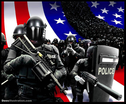 Police State Habit 2 Survivors